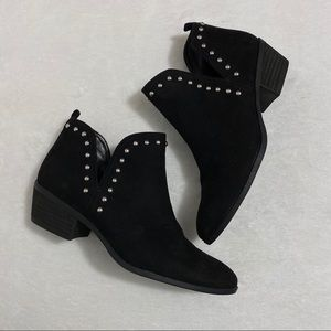 Circus Sam Edelman Black Studded booties